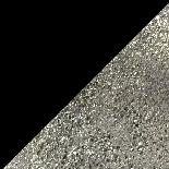 Black/Glitter Silver
